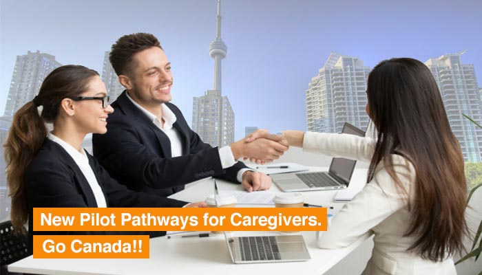 Chequered flag to Immigration Pilot Programs for Caregiver